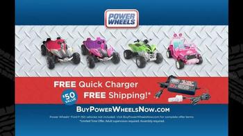 Power Wheels TV Spot, 'Moms Love Power Wheels' - Thumbnail 10