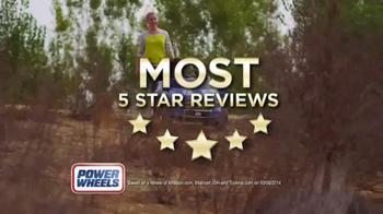 Power Wheels TV Spot, 'Moms Love Power Wheels' - Thumbnail 4