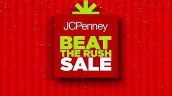 JC Penney Beat the Rush Sale TV Spot, 'Before the Crowd' - Thumbnail 5
