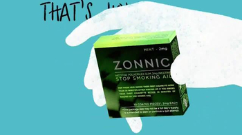 Zonnic Nicotine Gum TV Spot, 'Just the Thought' - Thumbnail 4