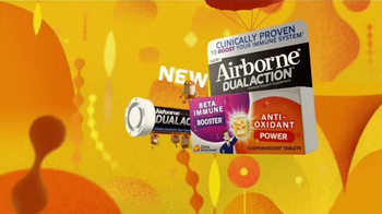 Airborne Dual Action Immune System Booster TV Spot, 'Fighters Inside You' - Thumbnail 6