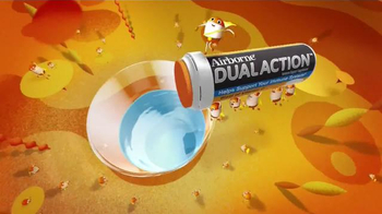 Airborne Dual Action Immune System Booster TV Spot, 'Fighters Inside You' - Thumbnail 7