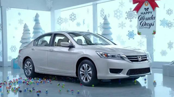 Honda Happy Honda Days Sales Event TV Spot, 'Little People' - Thumbnail 8