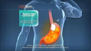 Gaviscon TV Spot, 'MediFacts' - Thumbnail 5