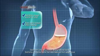 Gaviscon TV Spot, 'MediFacts' - Thumbnail 9