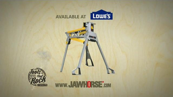 Rockwell Jawhorse TV Spot, 'A Second Set of Hands' - Thumbnail 10