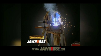 Rockwell Jawhorse TV Spot, 'A Second Set of Hands' - Thumbnail 2