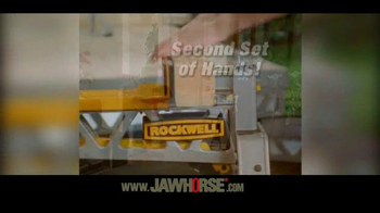 Rockwell Jawhorse TV Spot, 'A Second Set of Hands' - Thumbnail 5