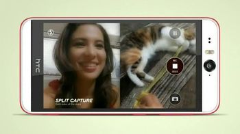 HTC TV Spot, 'Split Capture Cat'