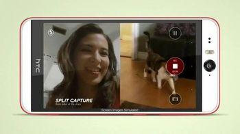 HTC TV Spot, 'Split Capture Cat' - Thumbnail 5