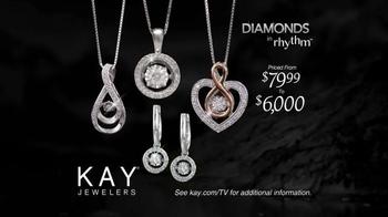 Kay Jewelers Better Than Black Friday Sale TV Spot, 'Penguin Kiss: Diamonds in Rhythm' - Thumbnail 6