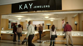 Kay Jewelers Better Than Black Friday Sale TV Spot, 'Penguin Kiss: Diamonds in Rhythm' - Thumbnail 7