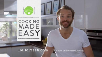 HelloFresh TV Spot, 'Delicious Dinners at Home - Thumbnail 3