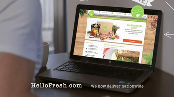 HelloFresh TV Spot, 'Delicious Dinners at Home - Thumbnail 4