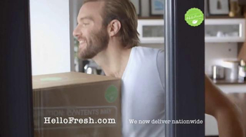 HelloFresh TV Spot, 'Delicious Dinners at Home - Thumbnail 5