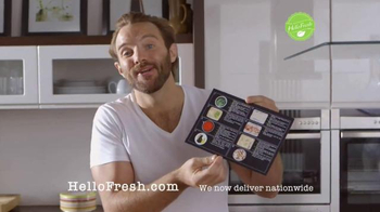 HelloFresh TV Spot, 'Delicious Dinners at Home - Thumbnail 7