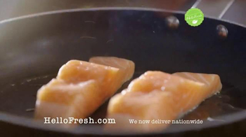 HelloFresh TV Spot, 'Delicious Dinners at Home - Thumbnail 8