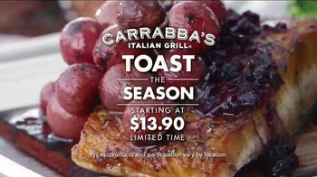 Carrabba's Grill TV Spot, 'Toast the Season' - Thumbnail 9