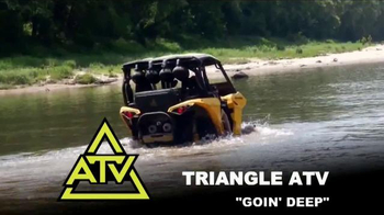 Triangle ATV Snorkit TV Spot, 'Goin' Deep' - Thumbnail 2