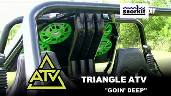 Triangle ATV Snorkit TV Spot, 'Goin' Deep' - Thumbnail 4