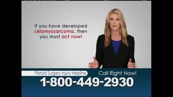 Avram Blair & Associates TV Spot, 'Fibroid Surgery Injury Helpline' - Thumbnail 9