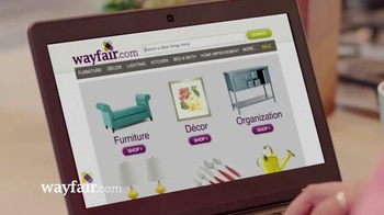 Wayfair TV Spot, 'NYSE Listed' - Thumbnail 2
