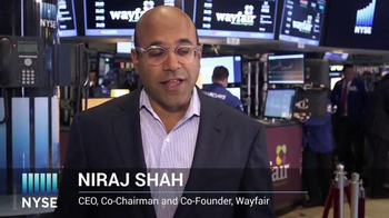 Wayfair TV Spot, 'NYSE Listed' - Thumbnail 3