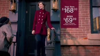 Ross TV Spot, 'Fall Coats' - Thumbnail 8