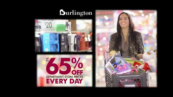 Burlington Coat Factory TV Spot, 'The Porrata Family' - Thumbnail 8