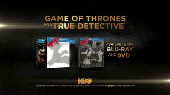 Game of Thrones and True Detective Blu-ray and DVD TV Spot, 'Give the Gift' - Thumbnail 10