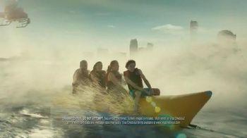 VISA Checkout TV Spot, 'Banana Boat' Featuring Morgan Freeman