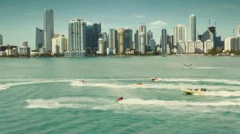VISA Checkout TV Spot, 'Banana Boat' Featuring Morgan Freeman - Thumbnail 4