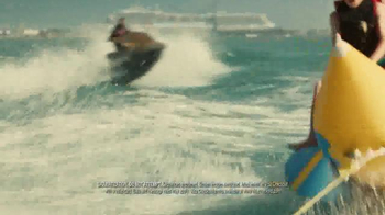 VISA Checkout TV Spot, 'Banana Boat' Featuring Morgan Freeman - Thumbnail 5