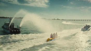 VISA Checkout TV Spot, 'Banana Boat' Featuring Morgan Freeman - Thumbnail 7