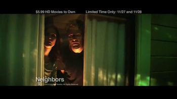 Xfinity On Demand Black Friday Sale TV Spot, 'This Thanksgiving' - Thumbnail 5