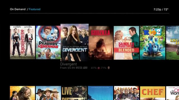 Xfinity On Demand Black Friday Sale TV Spot, 'This Thanksgiving' - Thumbnail 8