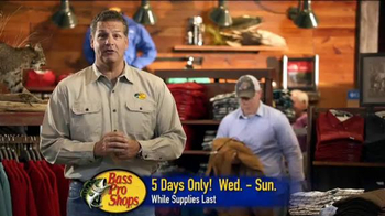 Bass Pro Shops 5 Day Sale TV Spot, 'The North Face Jackets and More!' - Thumbnail 2