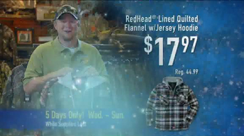 Bass Pro Shops 5 Day Sale TV Spot, 'The North Face Jackets and More!' - Thumbnail 3