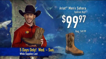 Bass Pro Shops 5 Day Sale TV Spot, 'The North Face Jackets and More!' - Thumbnail 6