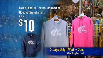 Bass Pro Shops 5 Day Sale TV Spot, 'The North Face Jackets and More!' - Thumbnail 7