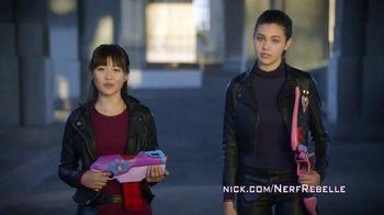 Nerf Rebelle TV Spot, 'Nickelodeon' Featuring Amber Montana, Haley Tju