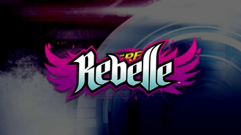 Nerf Rebelle TV Spot, 'Nickelodeon' Featuring Amber Montana, Haley Tju - Thumbnail 1