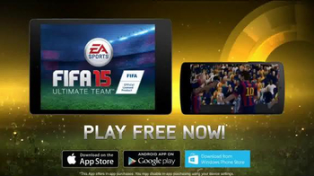 FIFA 15 TV Spot, 'Millions of Downloads and Counting' - Thumbnail 10