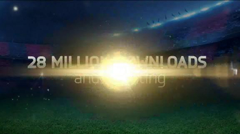 FIFA 15 TV Spot, 'Millions of Downloads and Counting' - Thumbnail 8