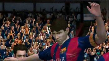FIFA 15 TV Spot, 'Millions of Downloads and Counting'