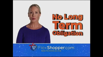 FlexShopper.com TV Spot, 'New Way to Shop' - Thumbnail 7