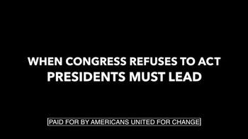 Americans United For Change TV Spot, 'Leadership' - Thumbnail 10