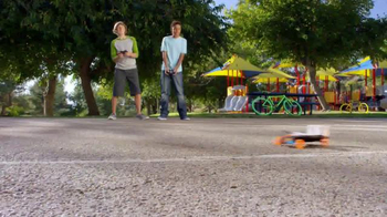 Hot Wheels Street Hawk Remote Control Flying Car TV Spot, 'What's Up' - Thumbnail 3