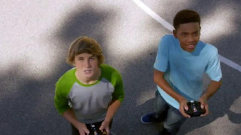 Hot Wheels Street Hawk Remote Control Flying Car TV Spot, 'What's Up' - Thumbnail 5
