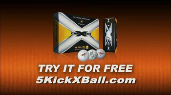 Kick X Tour-Z Golf Ball TV Spot, 'The Best in the Market' - Thumbnail 8